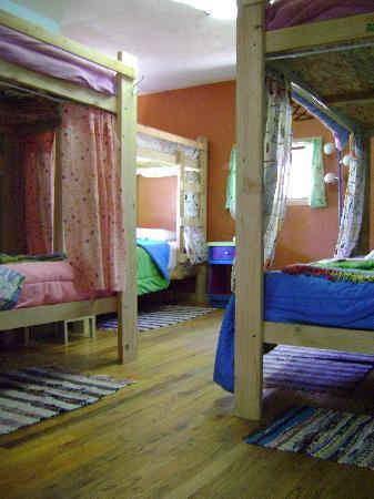 The Wanderlust Hostel: Women's Dorm