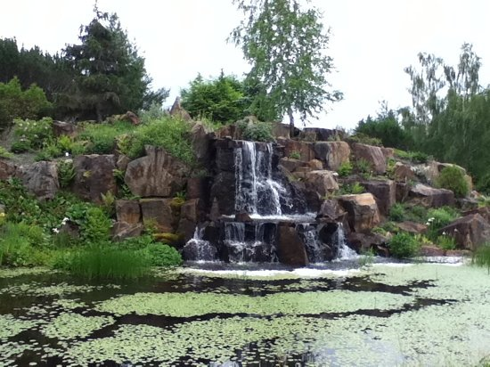 Edmundston, Canada : waterfall