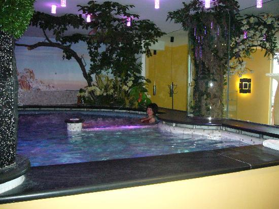 Wellness Hotel Fontana: wellness