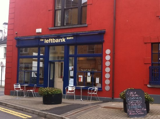 The Left Bank: left Bank-Right Choice!