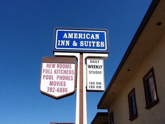 American Inn & Suites: New name and Management