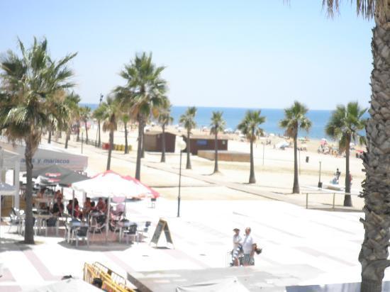 Hotel Lepemar Playa: desde la habitacion