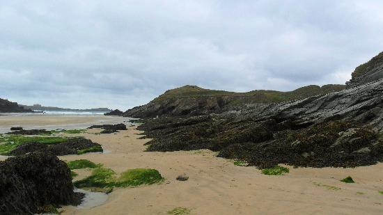 The Metro Bed and Breakfast: Way to Porth beach