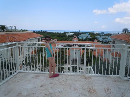 La Vista Azul Resort: My little girl's fave place...