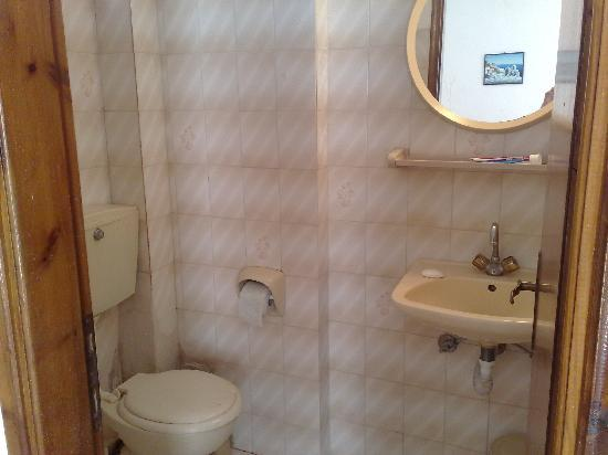 Stergia Apartments : Bathroom