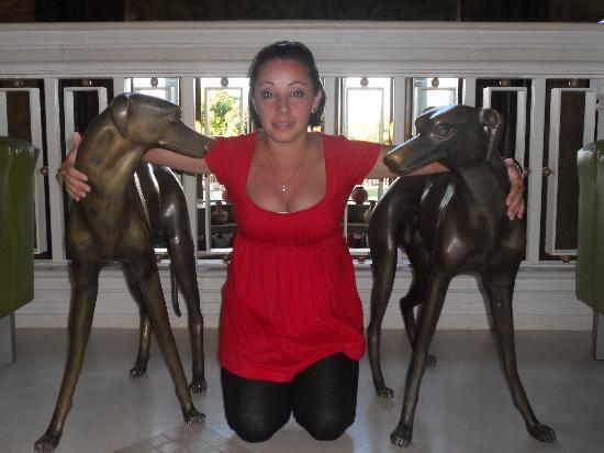 Costa Meloneras, Spanien: Me encantan los animales