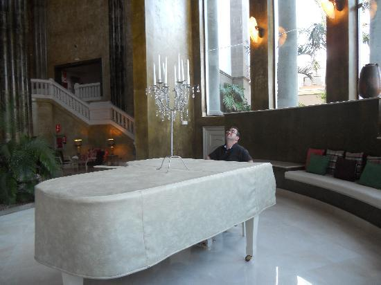 Lopesan Villa del Conde Resort & Corallium Thalasso: Muy inspirador