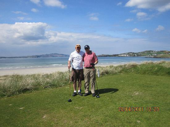 Rosapenna Hotel & Golf Resort: Father & Son