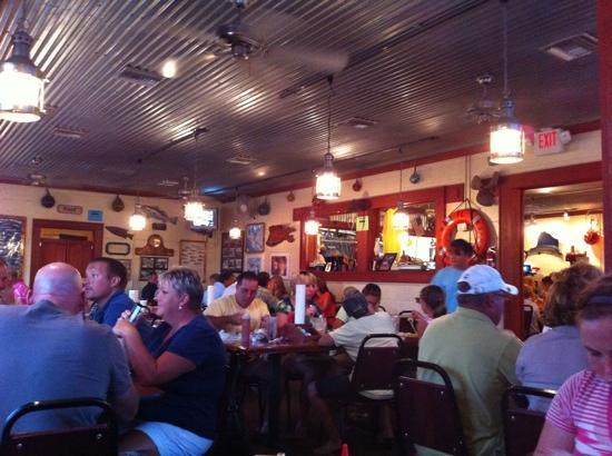 Captain S Table Fish House Restaurant Panama City Menu