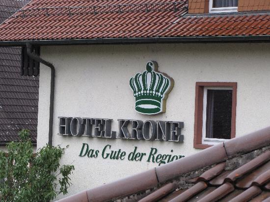 Hirschberg an der Bergstr Germany  city images : Hotel Krone Hirschberg an der Bergstrasse, Germany : 2016 Prices ...