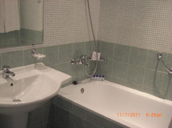 LION Hotel Sunny Beach: bathroom lion hotel