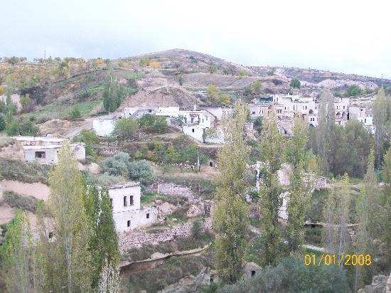 Babayan Evi Cave Boutique Hotel: Terastan