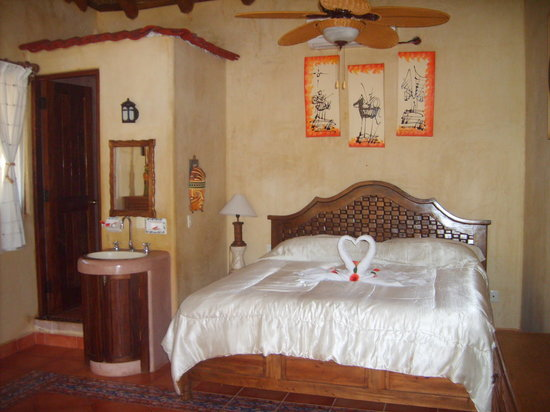 Troncones, Mexico: Ocean view suites