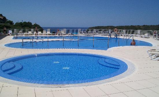 Hotel Playa Azul : the pool