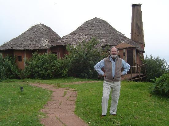 andBeyond Ngorongoro Crater Lodge: the cottage-room