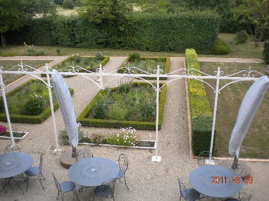 Hotel le Clos: Garden