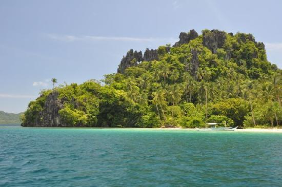 El Nido Resorts Miniloc Island: Beach club