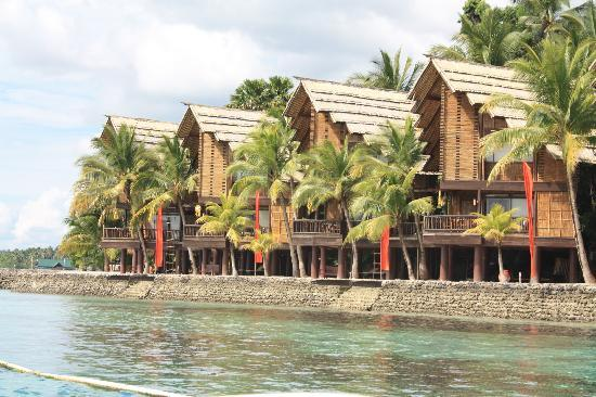 Pearl Farm Beach Resort: executive suites