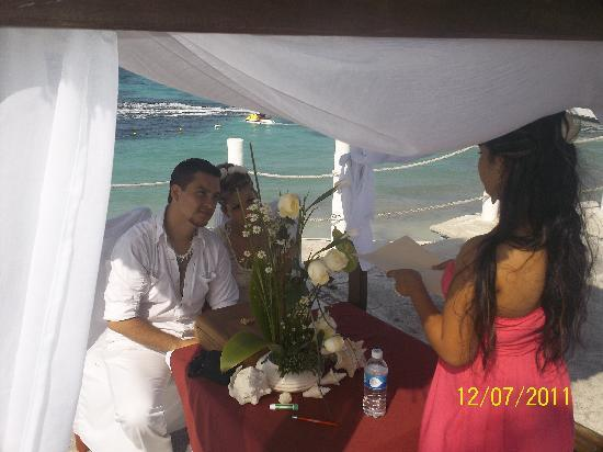 Hotel Dos Playas Beach House: boda