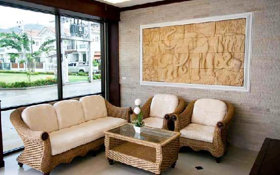 Patong Suite Home : lobby 2