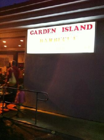 Garden Island BBQ & Chinese Restaurant: Crappy quality, but you get the idea...