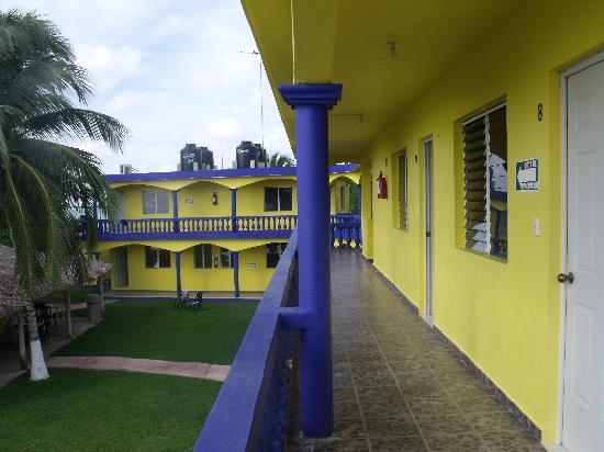 Hotelito El Paraiso: Cuartos