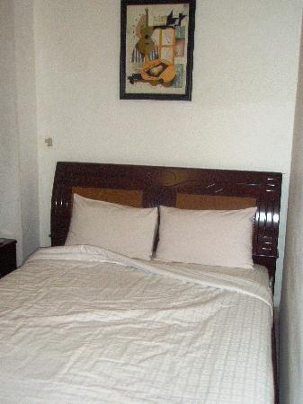 My Ngan Hotel: Bed
