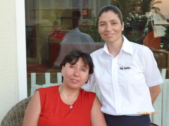 SENTIDO Perissia: une amies au grand coeur