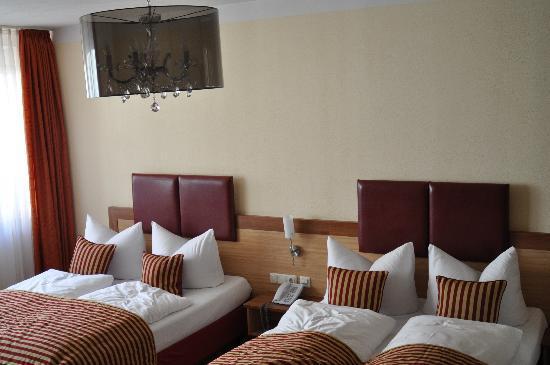 Hotel Sonne: o quarto