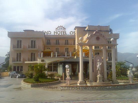 Atena Lucana, Ιταλία: Hotel fronte