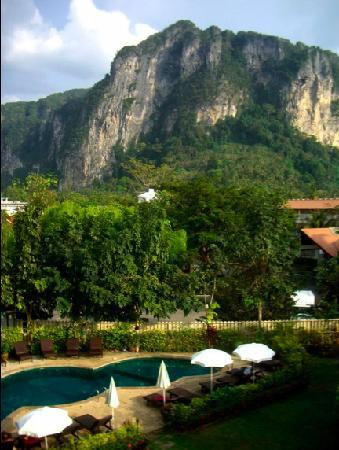 The Palace Ao Nang: View from our room