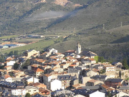 Bellver de Cerdanya, Spanien: pueblo de Cerdanya