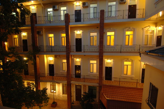Odessa Executive Suites Hotel