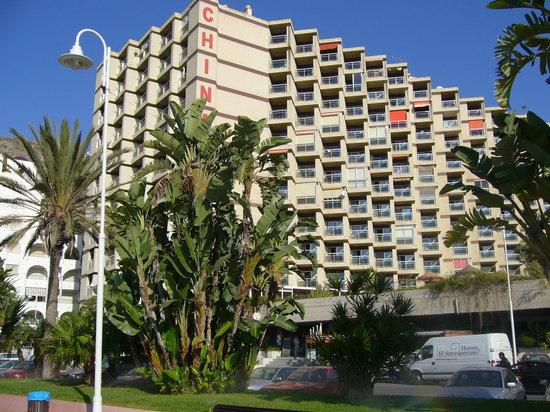 Restaurante Chinasol Playa: el entorno