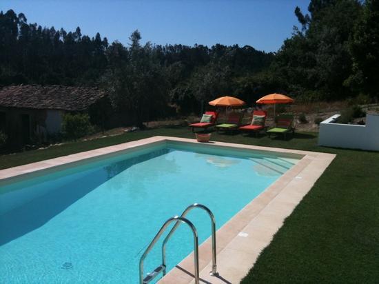 Casa nas Serras: la piscine