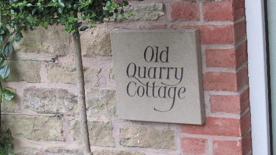 Old Quarry Cottage B&B: The cottage