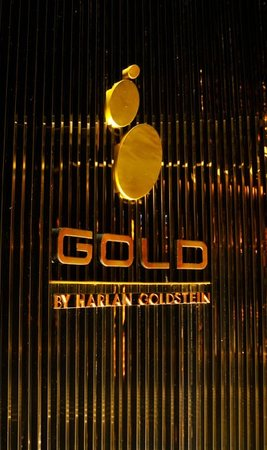 Gold by Harlan Goldstein: Entrance