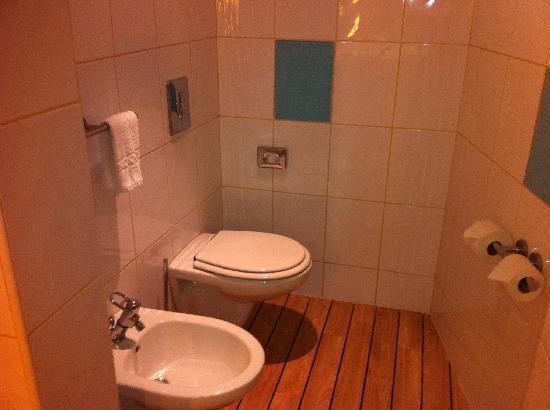 Novotel Lisboa : Toilettes