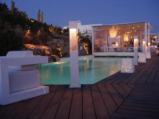 Gola Restaurant: la piscina