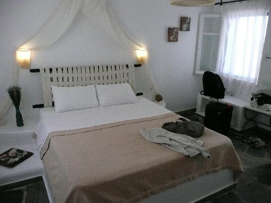 Psaravolada Resort: Habitación Standard traditional