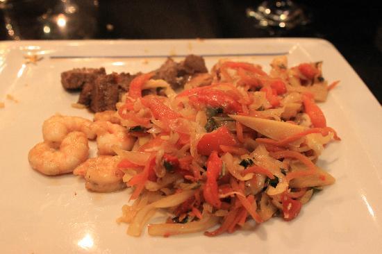 IBEROSTAR Laguna Azul: Japanese restaurant, food
