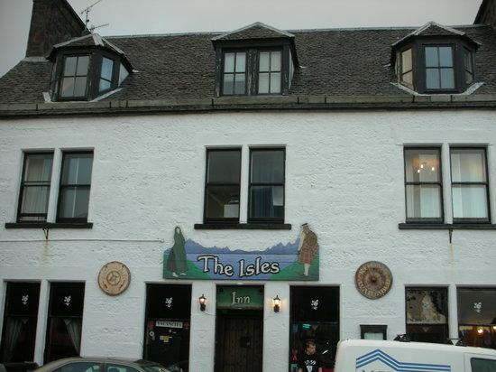 The Isles Inn Pub & Hotel: The Isles Inn