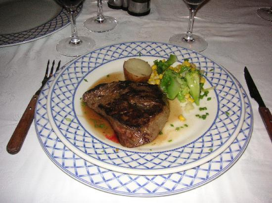 Sol Palmeras: Steakhouse