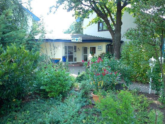 Euro Inn - Hostel: Eingangsbereich