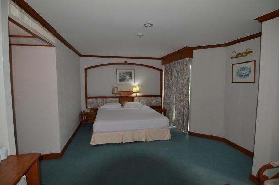 Aran Mermaid Hotel: Room 323
