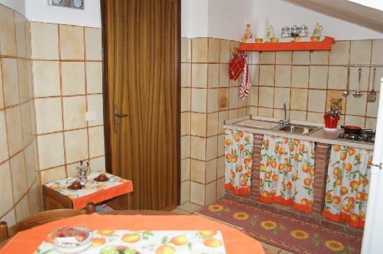 Casa Vacanze Bellavista: Cucina