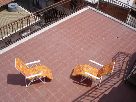 Casa Vacanze Bellavista: Terrazzo