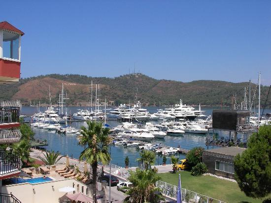 Yacht Boutique Hotel: View of  Fethiye Marina