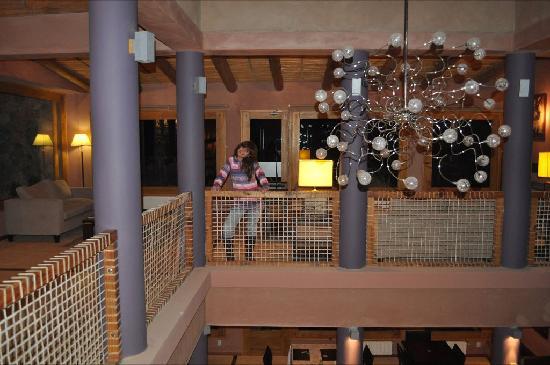Las Marias Hotel Boutique : recepción