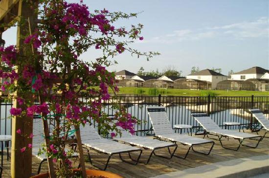 Terra Verde Resort: lake